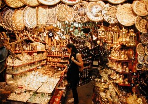 Grand Bazaar_Turkish Handicrafts